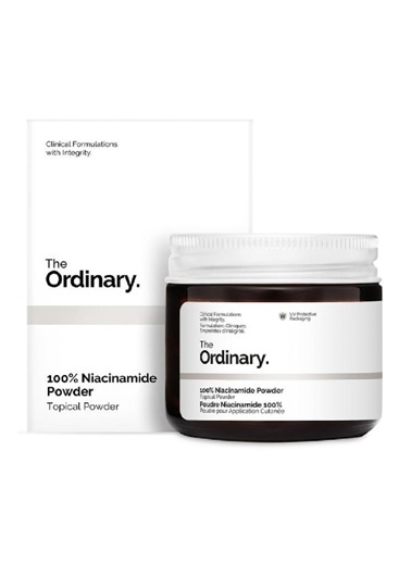 The Ordinary The Ordinary 100% Niacinamide Powder Cilt Besleyici Bakım Bileşeni 20 gr Renksiz